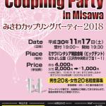 みさわカップリングパーティー2018